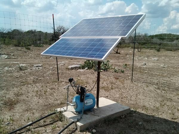 Pinsa Futuro Solar Piedras Negras Coahuila Mexico