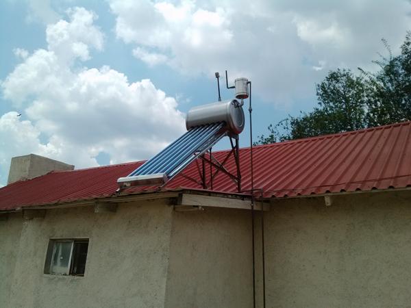 Boiler Solar Mexico Boiler Solar de 56 Litros
